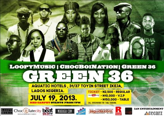 Green 36